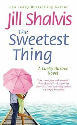 The Sweetest Thing: Number 2 in series (Lucky Harb... by Shalvis, Jill Paperback