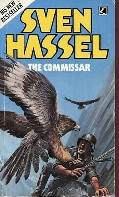 The Commissar by Hassel, Sven Paperback Book The Cheap Fast Free Post