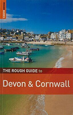 The Rough Guide to Devon & Cornwall by Andrews, Robert Paperback Book The Cheap