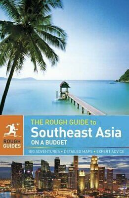 The Rough Guide to Southeast Asia On A Budget by Shafik Meghji Book The Cheap