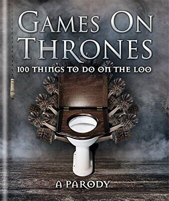 Games on Thrones: 100 things to do on the loo by Powell, Michael Book The Cheap