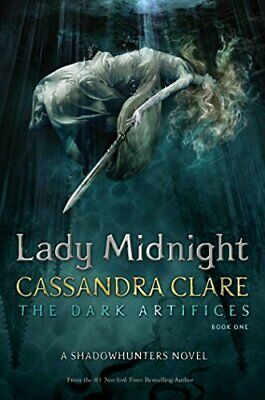 Lady Midnight (The Dark Artifices) by Clare, Cassandra Book The Cheap Fast Free