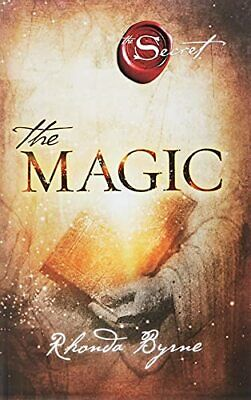 The Magic by Rhonda Byrne Book The Cheap Fast Free Post