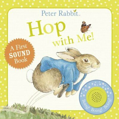 Peter Rabbit: Hop With Me! (PR Baby books) by Potter, Beatrix Book The Cheap
