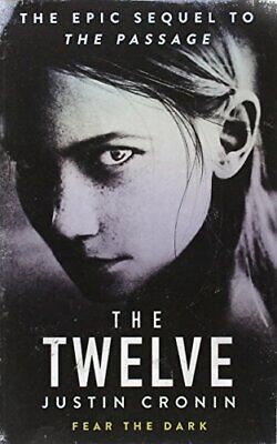 The Twelve (Passage Trilogy 2) by Cronin, Justin Book The Cheap Fast Free Post