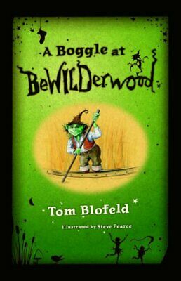 A Boggle at Bewilderwood by Tom Blofeld Hardback Book The Cheap Fast Free Post