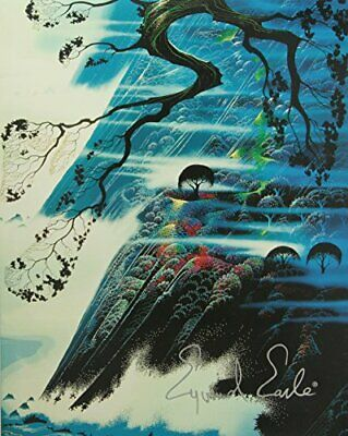 The Complete Graphics of Eyvind Earle: And Selected Poems, D... by Earle, Eyvind