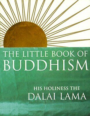The Little Book Of Buddhism by Lama, Dalai Paperback Book The Cheap Fast Free
