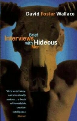 Brief Interviews With Hideous Men, Foster Wallace, David Paperback Book