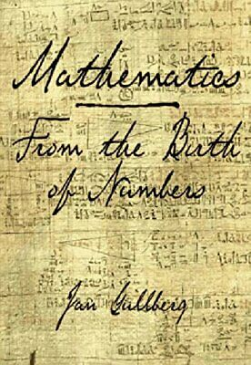 Mathematics: From the Birth of Numbers by Hilton, Peter Hardback Book The Cheap