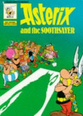 Asterix Soothsayer BK 14 (Classic Asterix Paperba... by Goscinny, Ren� Paperback