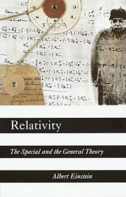 Relativity: The Special and the General Theory by Albert Einstein 0517884410