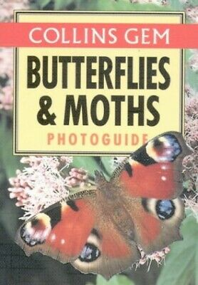 Butterflies and Moths: Photoguide by Chinery, Michael Paperback Book The Cheap