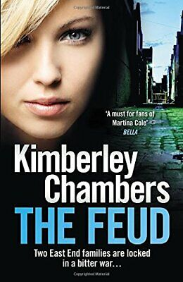 The Feud by Chambers, Kimberley Paperback Book The Cheap Fast Free Post