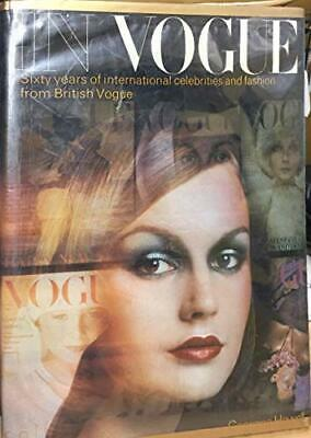 In Vogue: Six Decades of Fashion Hardback Book The Cheap Fast Free Post