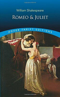 Romeo and Juliet (Dover Thrift Editions) by Shakespeare, William Paperback Book
