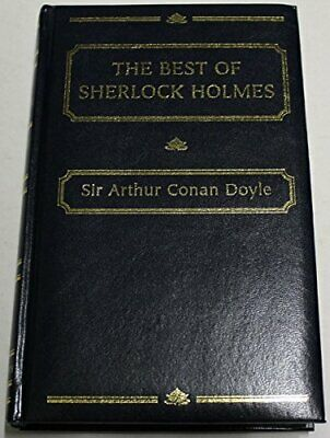 The Best of Sherlock Holmes (Wordsworth delu... by Doyle, Sir Arthur Co Hardback