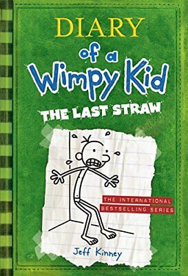Diary of a Wimpy Kid 03. The Last Straw by Kinney, Jeff Book The Cheap Fast Free