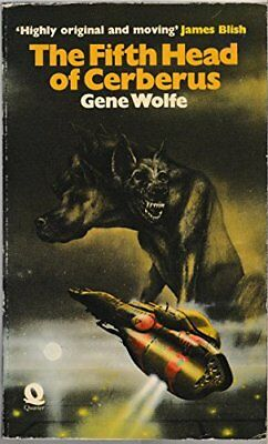 Fifth Head of Cerberus by Wolfe, Gene Paperback Book The Cheap Fast Free Post