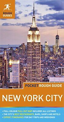 Pocket Rough Guide New York City (Rough Guide to.) by Rough Guides Book The