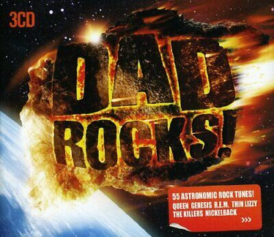 Dad Rocks! (2009) -  CD FOVG The Cheap Fast Free Post The Cheap Fast Free Post