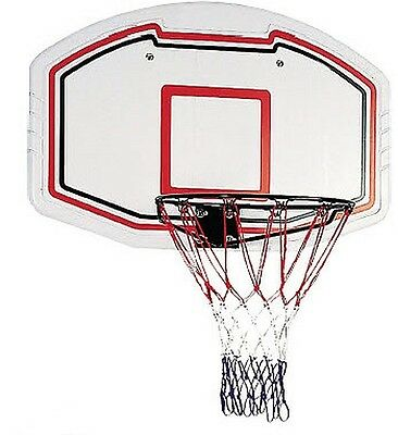 ProTouch Basketball Board Set board, Basket and Net white