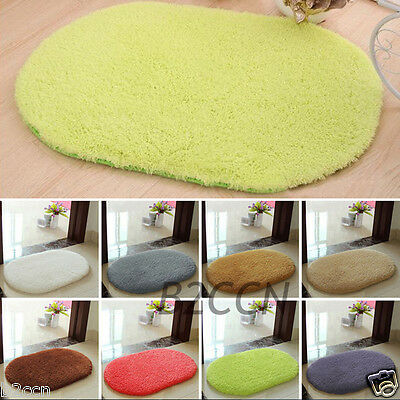 Non-slip Absorbent Soft Memory Foam Bath Bathroom Bedroom Floor Shower Mat Rug