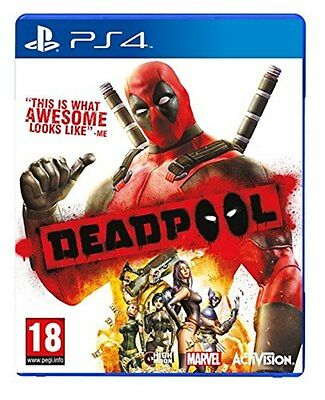 Deadpool (PS4) [New Game]