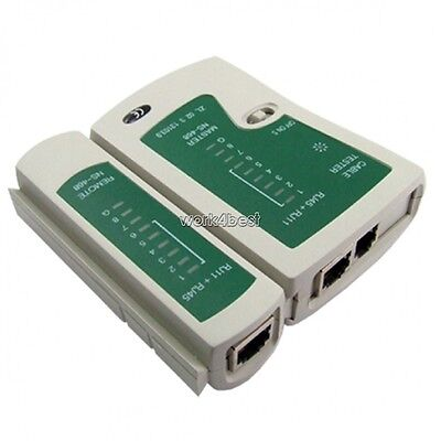 RJ45 Network Tool KIT Cable Tester Crimp Lan USB Wire Test WST