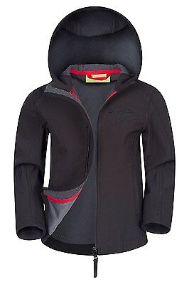 Mountain Warehouse Giacca Softshell Reykjavik per Bambini