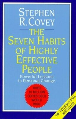 The 7 Habits of Highly Effective People: Powerf... by STEPHEN R. COVEY Paperback