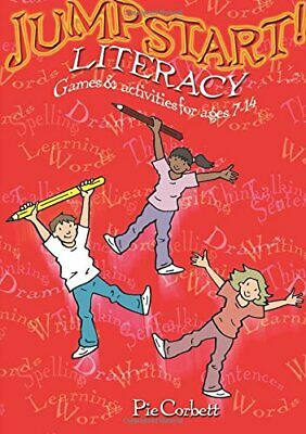 Jumpstart!: Literacy - Games and Activities for Age... by Corbett, Pie Paperback