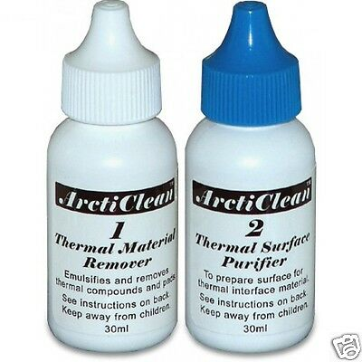 ArctiClean Cleaning Kit 30ml Thermal Remover Surface Purifier Silver CC900100134