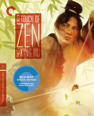 A Touch of Zen (Criterion Collection) [New Blu-ray] 4K Mastering, Restored, Sp
