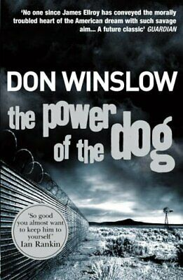 The Power of the Dog by Winslow, Don Paperback Book The Cheap Fast Free Post