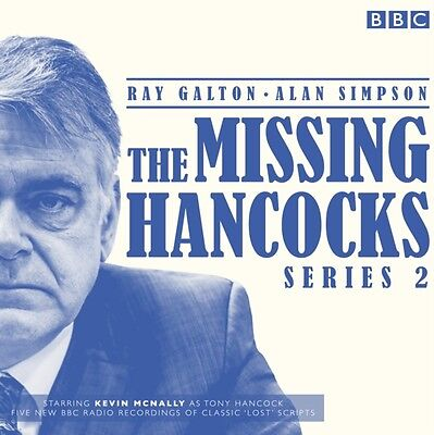 The Missing Hancocks Series 2: Five new recordings of classic 'lost' scripts (B.