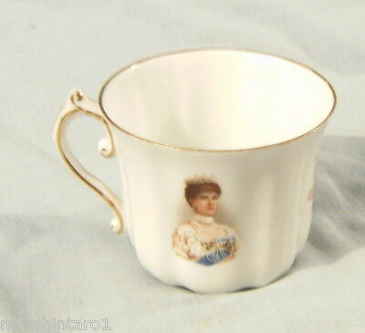 #aa7. Royal Doulton 1911 Coronation Cup & Saucer