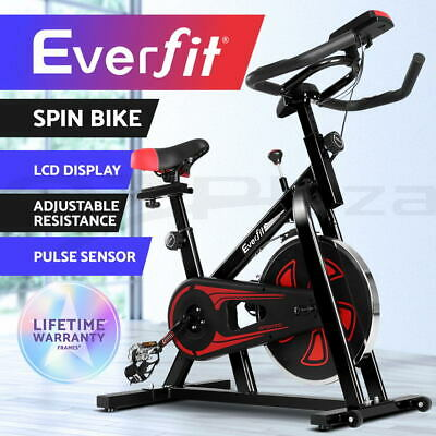 Everfit Exercise Bike Training Bicycle Fitness Cycling Machine Home Gym Trainer