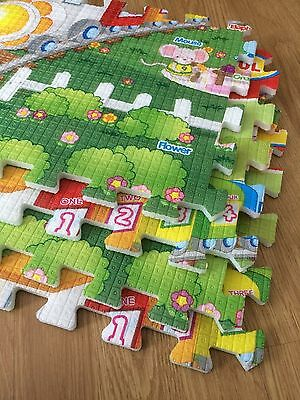 Puzzle Play Mat Large 175 x 120 cm Baby Education Soft Exercise Children's Mat