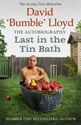 Last in the Tin Bath: The Autobiography by Lloyd, David Book The Cheap Fast Free