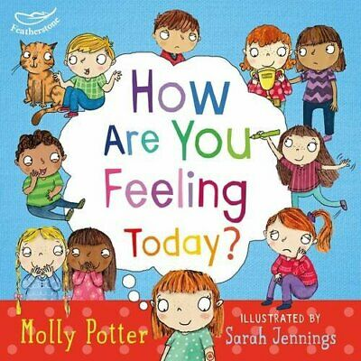 How are you feeling today? by Potter, Molly Book The Cheap Fast Free Post