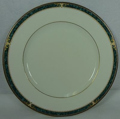 NORITAKE china ESSEX COURT 4727 pattern Dinner Plate - 10-5/8""