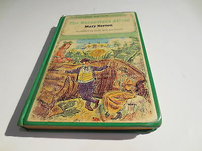 Vintage The Complete Adventures Of The Borrowers By Mary Norton