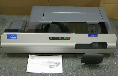 Neopost Two Fold IM 30 LO-1 Letter Opening Machine Desktop Mail Extractor