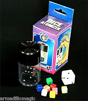 The Dice Atomizer - Two Magic Tricks In One - Great For Kids