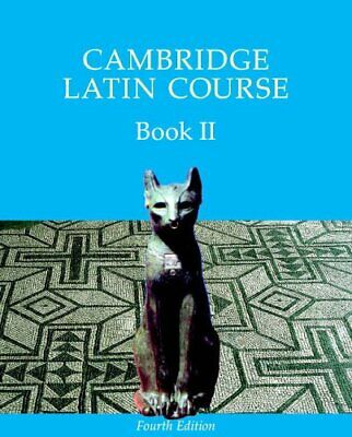 Cambridge Latin Course Book 2 Student's Book Paperback Book The Cheap Fast Free