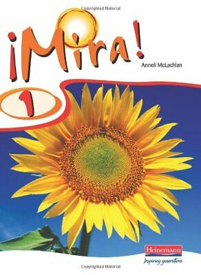 Mira 1 Pupil Book by Mclachlan, Ms Anneli Paperback Book The Cheap Fast Free