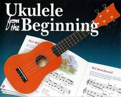 Ukulele From The Beginning Uke by Various Paperback Book The Cheap Fast Free
