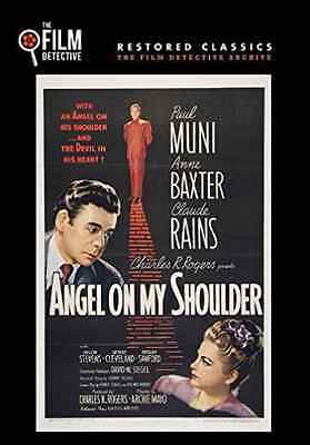 Angel on My Shoulder (the Film Detective Restored Version)  DVD NEW