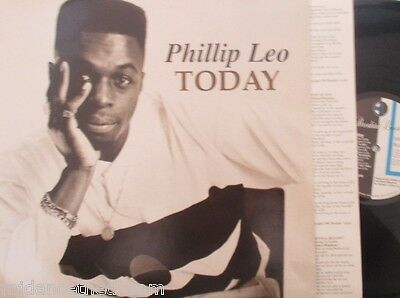 PHILLIP LEO - Today ~ VINYL LP